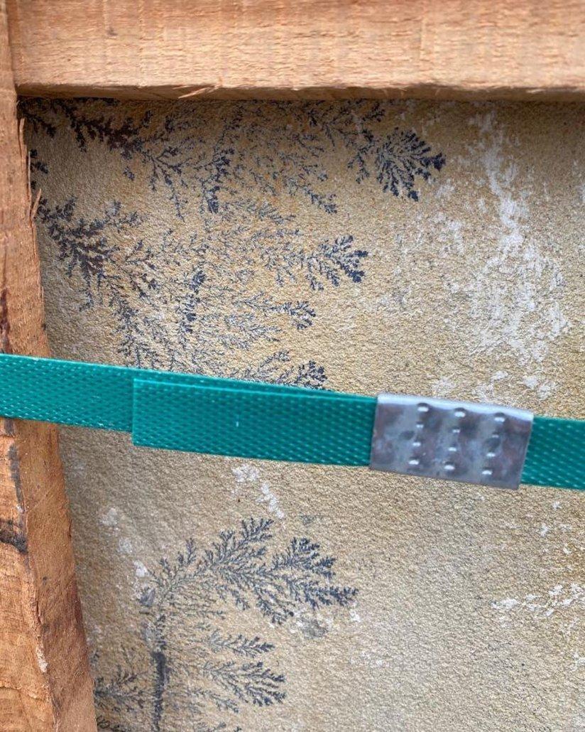 Quartzite Mint detail