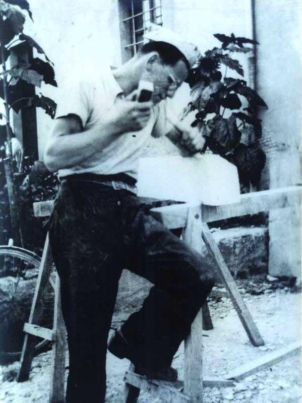 badini gaetano historical photo