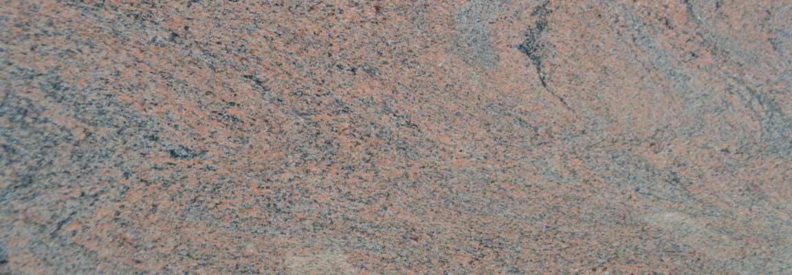 granito multicolor testata