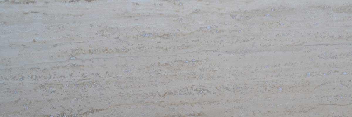 classic straw yellow travertine marble header