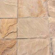 gaja gold natural split quartzite floor