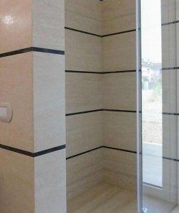 bagno marmo travertino